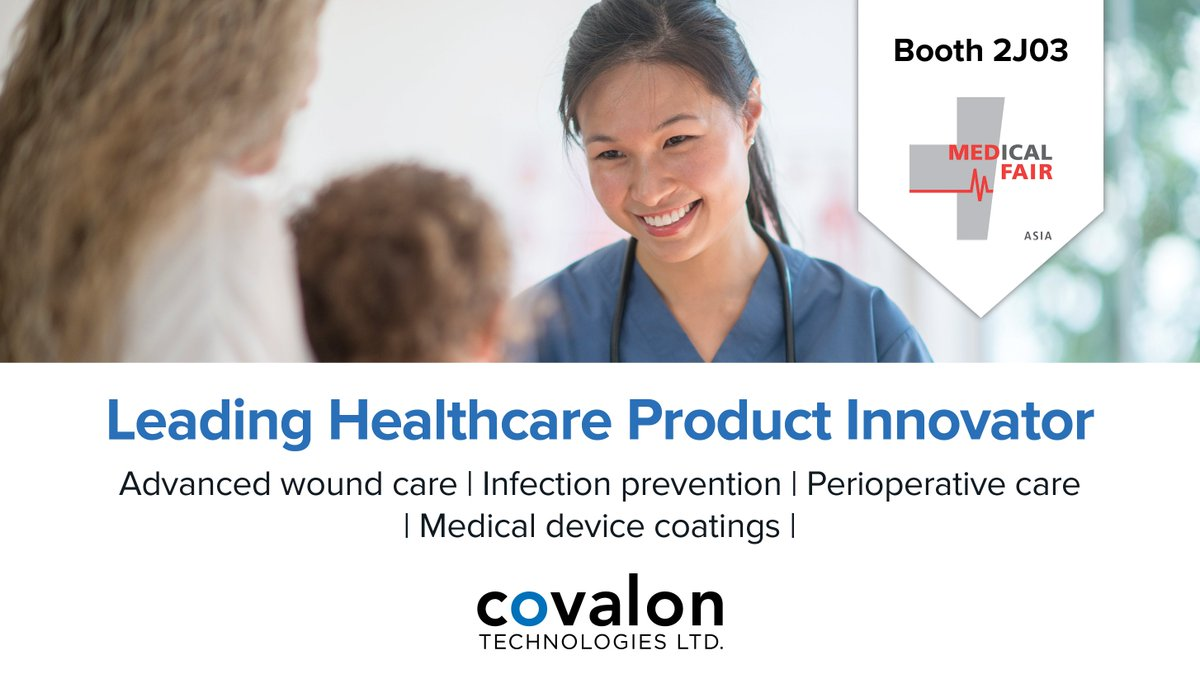 Covalon Technologies on Twitter: