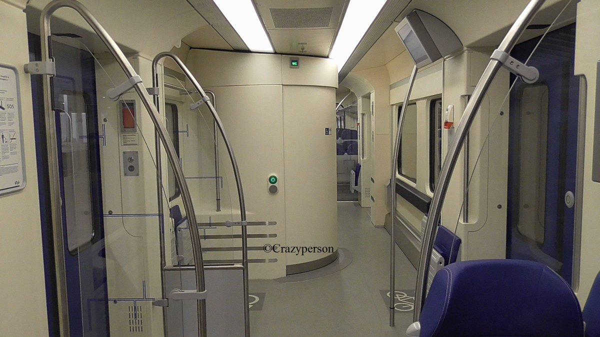 het is mooi geworden bombardier ns nederlandsespoorwegen trein treinen slt sprinter sprinterlighttrain ov openbaarvervoer nieuw nieuwe