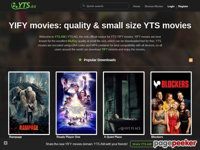 yify movies app