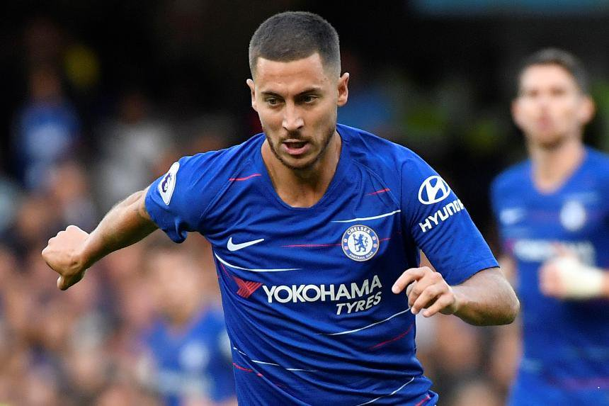 Hazard Can Pick up Ballon D'Or Award, Claims Martinez