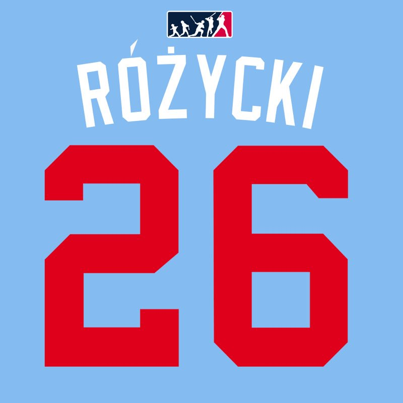 best service d0327 899c4 MLB Jersey Numbers on Twitter:
