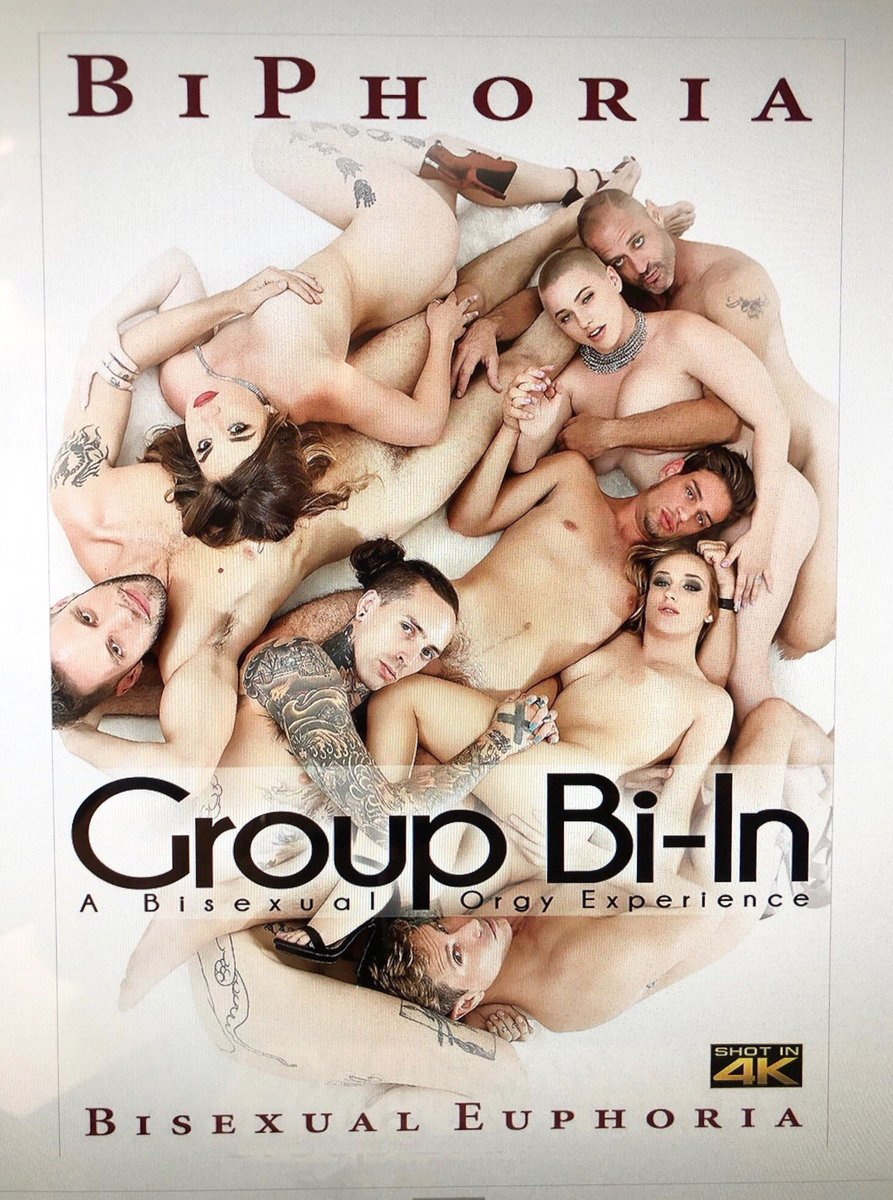Intense Bisexual Orgy Experience