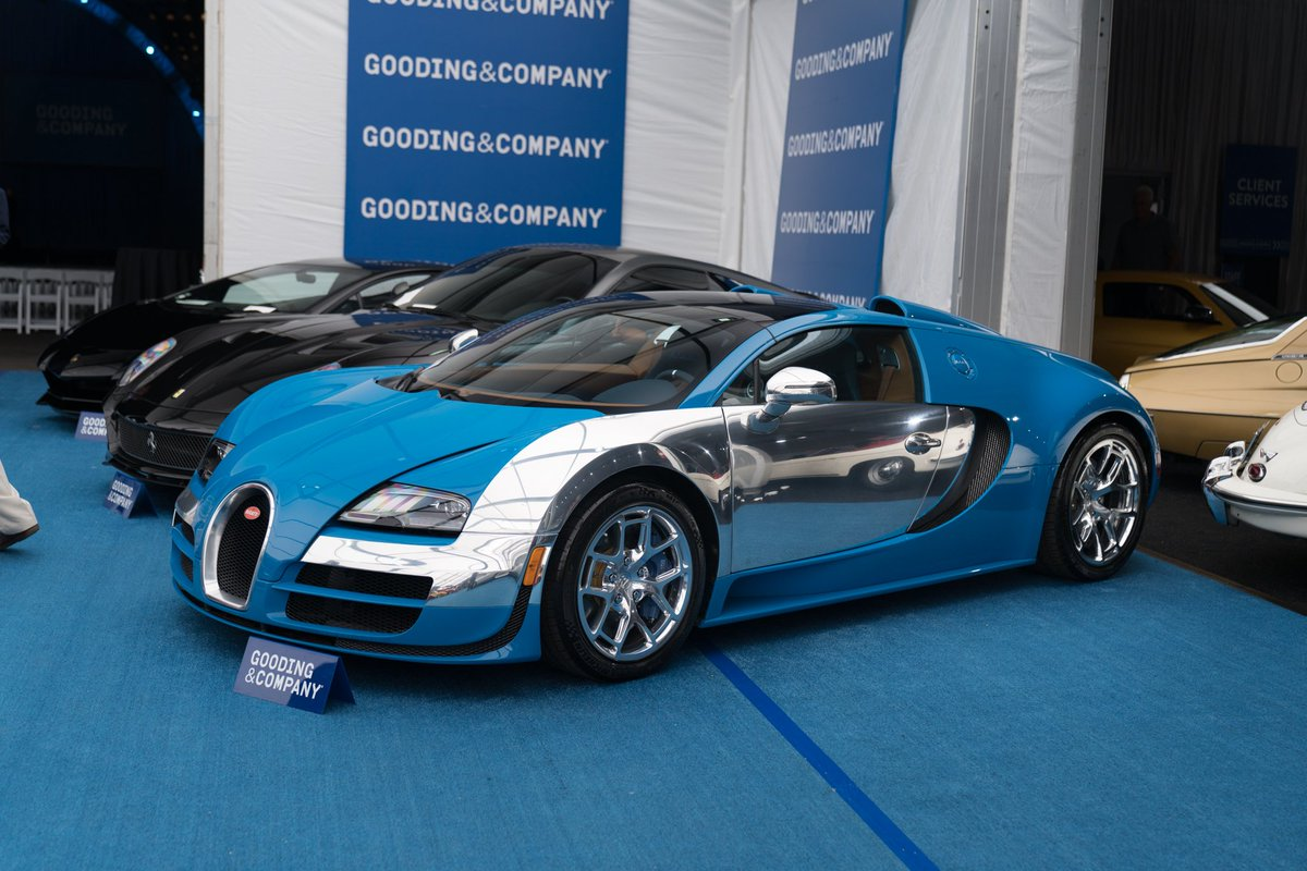 Veyron Twitter Search W16 Engine Diagram Dressed In Bugatti Blue With Chrome Flanks Who Will Take Home This 2014 Grand Sport Vitesse Goodingpebblepic Iejosvryhp