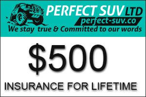 Image for PERFECT-SUV has added to Premium Insurance!