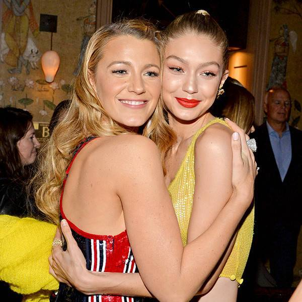"""Gigi Hadid Wishes \""""Hottest Mom\"""" Blake Lively a Happy Birthday With Sweet TributePost"""