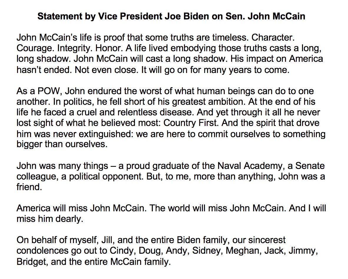DlfMCWbXsAEFVdx Obama Just Released A Statement About John McCain - Shows Trump How To President Donald Trump Top Stories Videos