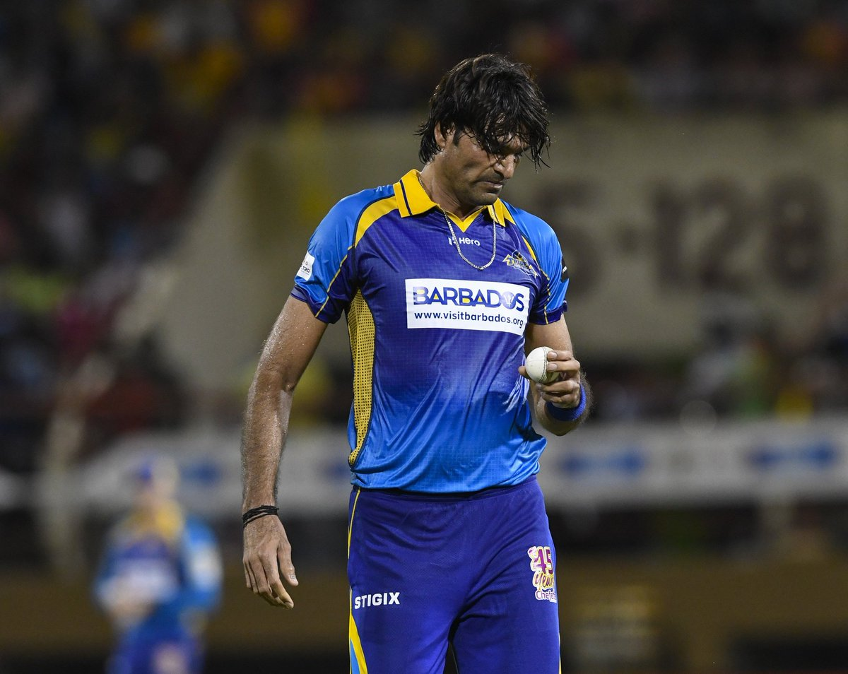 Mohammad Irfan Rewrites History With Unbelievable Spell in Caribbean Premier League