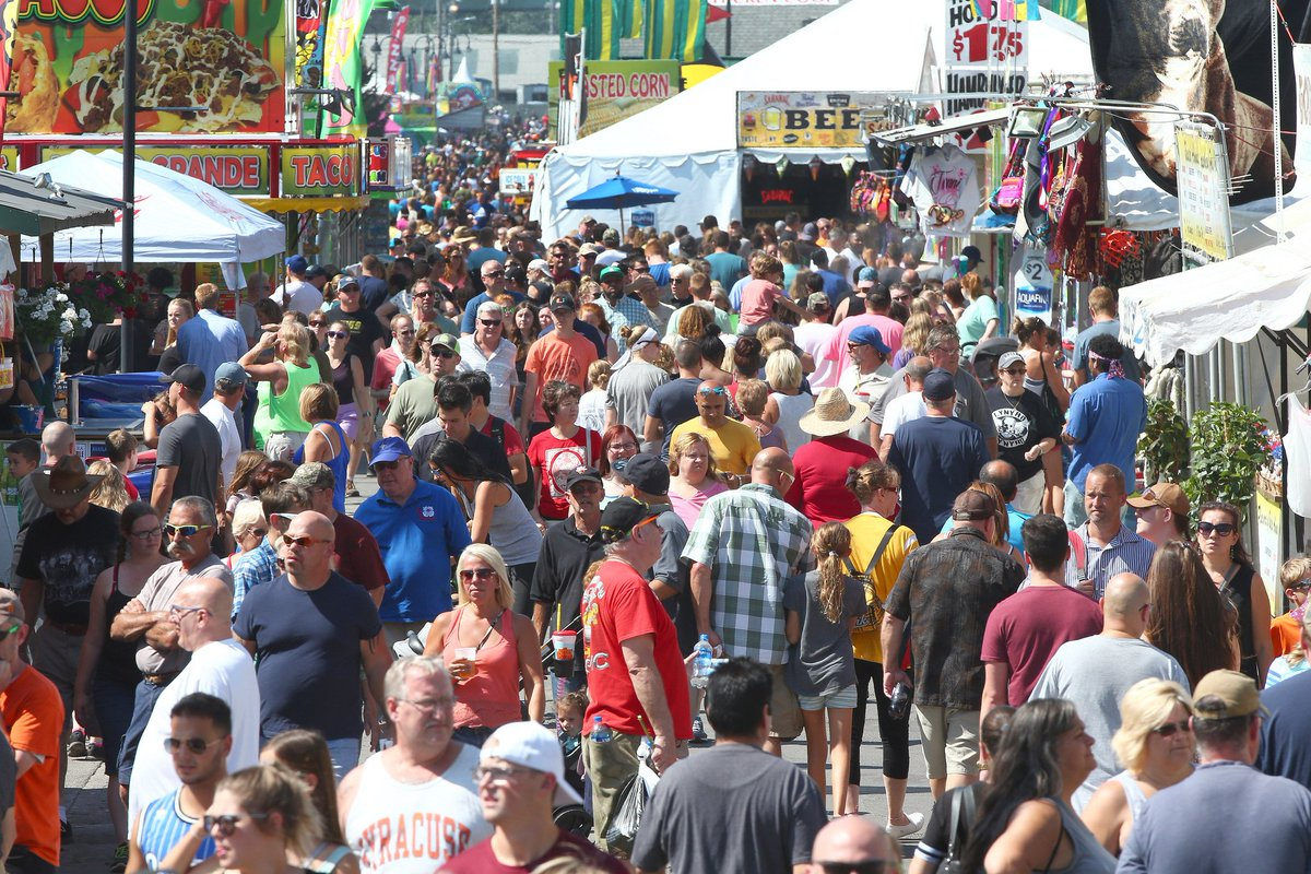NYS FAIR RECAP: Another 'great' year as attendance records are shattered