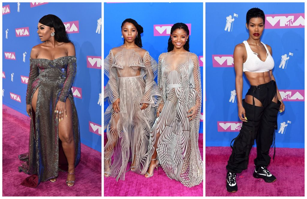 In case you missed it, see who slayed the #VMAs red carpet https://t.co/z7oGotPzKO