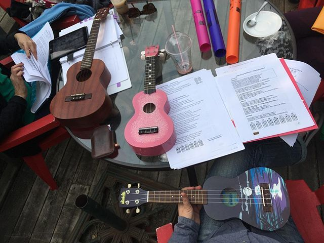 Had a great time playing our Ukuleles for #PlayMusicOnThePorchDay what a great day to celebrate!  https:// ift.tt/2oa0uGd    <br>http://pic.twitter.com/pxIOvKMWYM