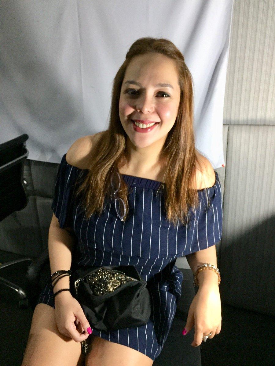 """Alma Concepcion abante news di twitter: """"#showbizpamore update : alma"""
