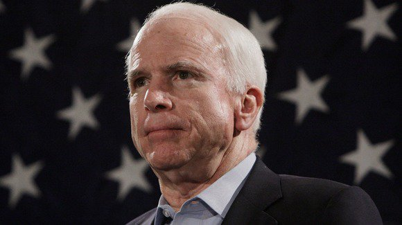 One Time Presidential Candidate And War Hero Senator John Mccain Has Died Aged 81 After