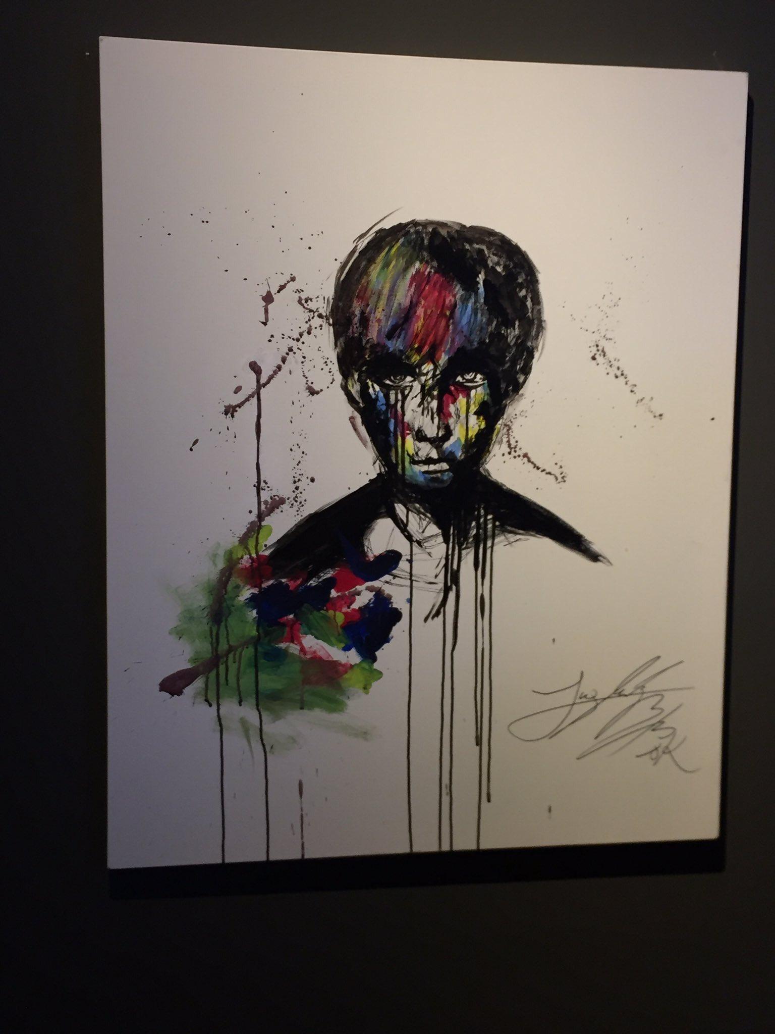 20+ Terbaik Untuk Gambar Lukisan Jungkook Bts   Demae Decor