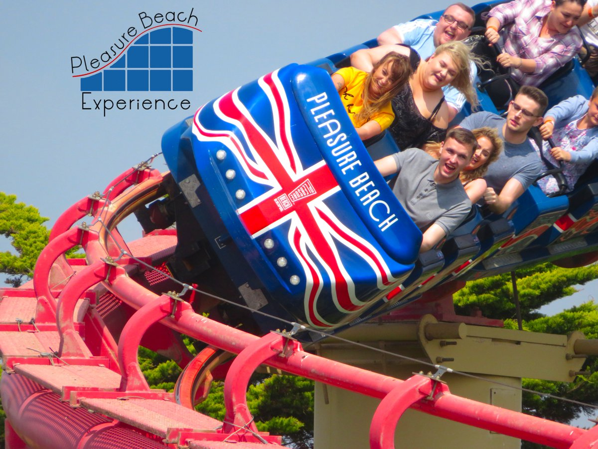 ... Pleasure Beach Experience at our