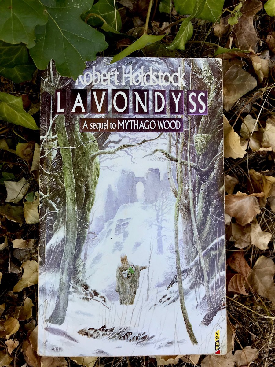 Mythago Wood Ebook