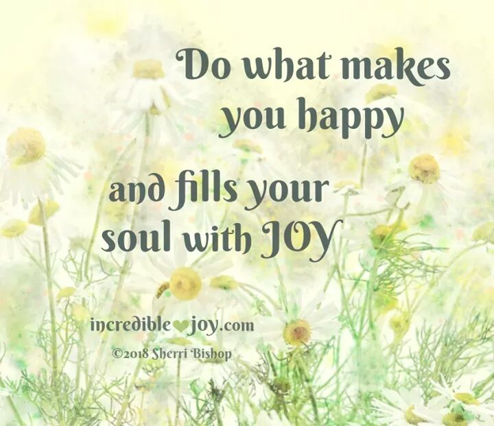 What fills your #Soul with #JOY? #JoyTrain #Joy #Love #Peace #Kindness RT @CarmenMiryM