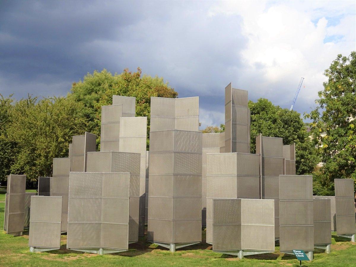 Preriit Souda On Twitter Frieze Open Art Gallery At Regents Park Interesting Installations