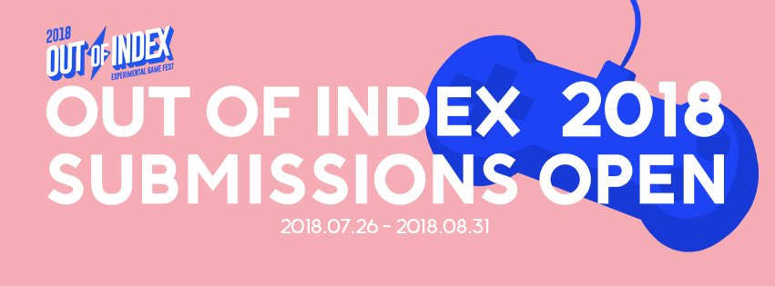 Out Of Index 2018 submission is still open. Submit your experiment! outofindex.org