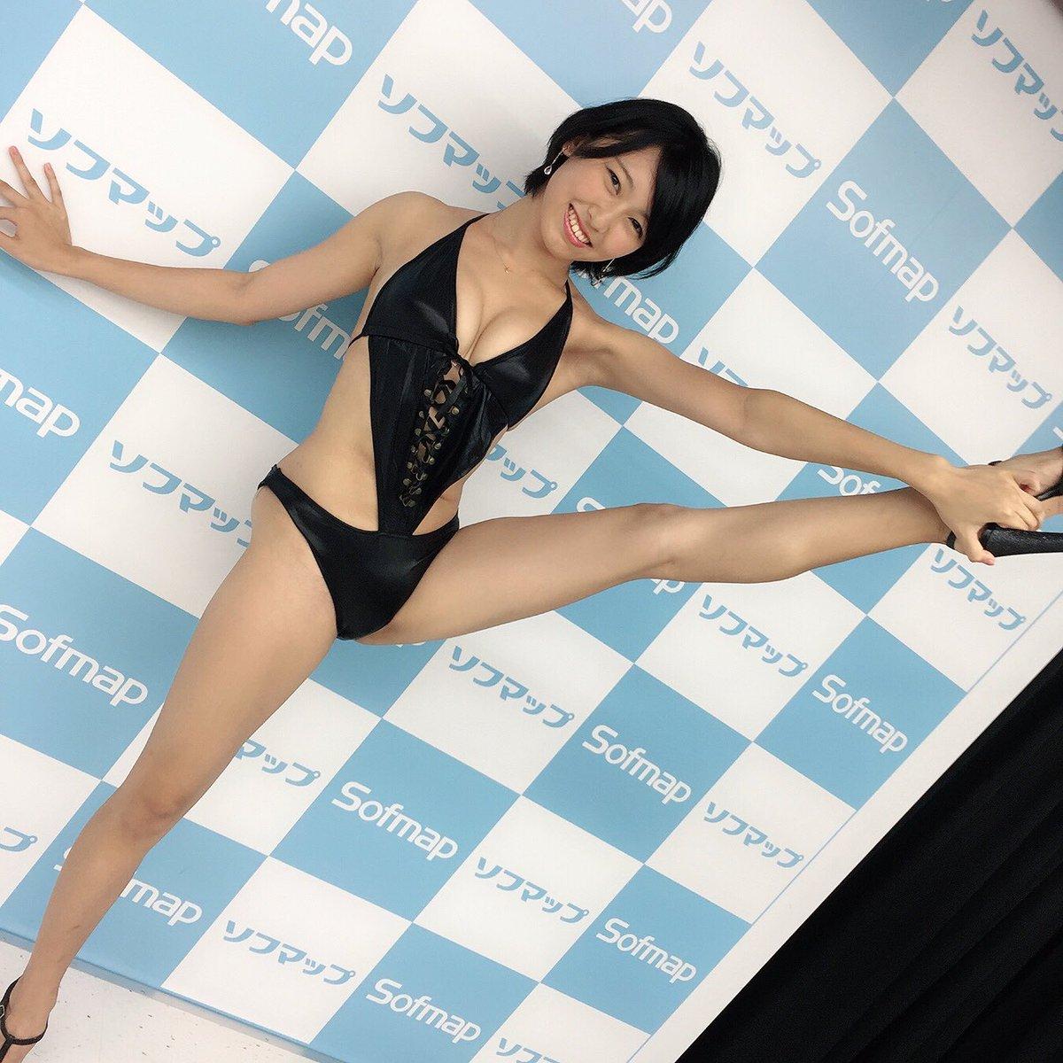 咲村良子 DVD 再愛 ソフマップ 発売イベント 画像