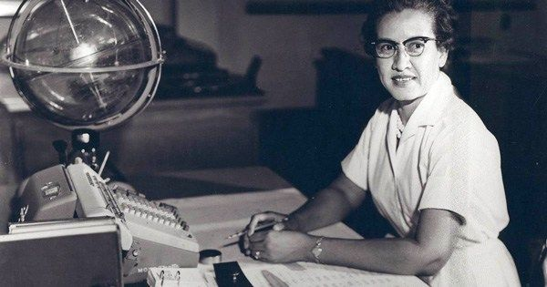 Katherine Johnson, who calculated Apollo 11's launch windows, turns 100 today — a hero in incalculable ways https://t.co/k46kYvvzmj