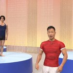 攻めすぎ! 筋肉は裏切らない?! NHKの番組です!