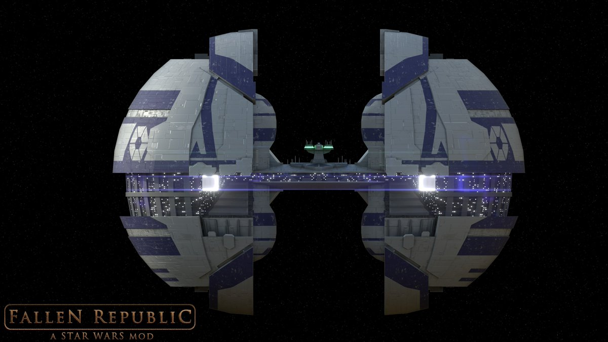 Sw Fallen Republic On Twitter Today We Present The Supply Ship Or Separatist Transport Vessel It Was A Massive Transport And Supply Ship Utilized By The Confederacy Of Independent Systems During The Clone