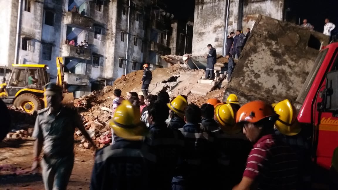 One dead, 5 rescued in Ahmedabad building collapse incident, rescue operation completed