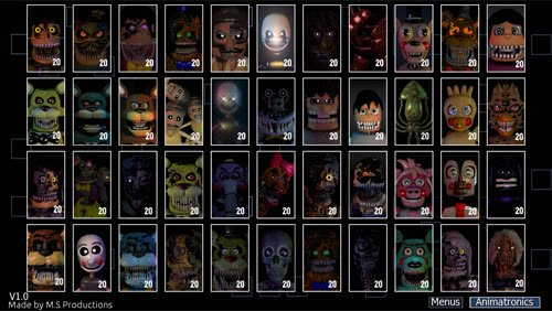 FNAF FAN GAMES on Twitter: