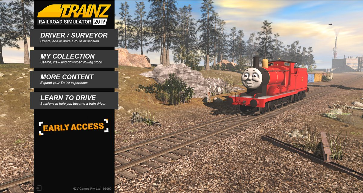 🏆 Download trainz railroad simulator 2019 indonesia | Trainz