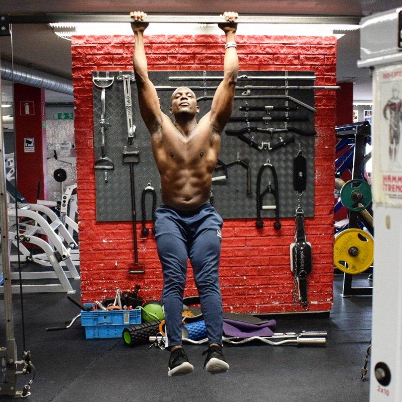 exhale gym göteborg