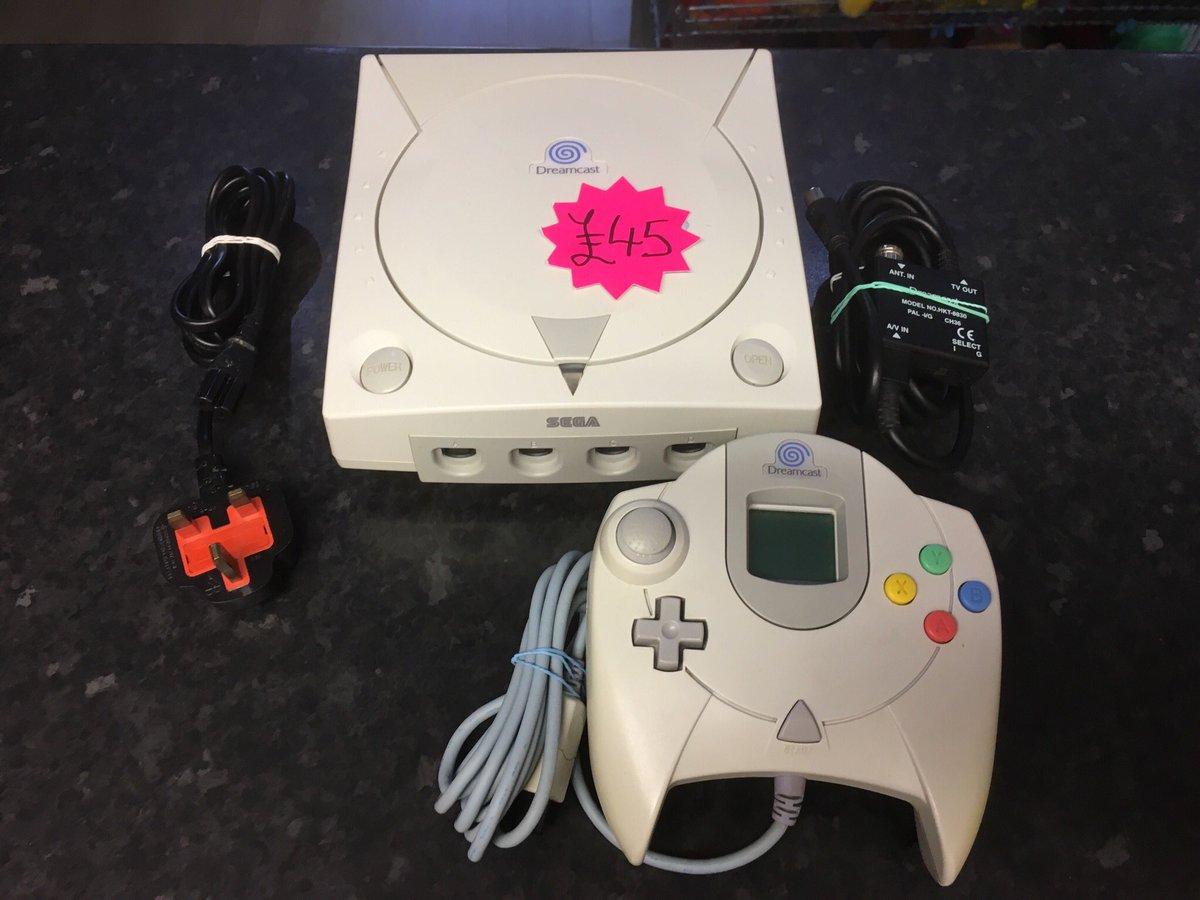 Amazoncom Sega Dreamcast System Video Game Console Black Sega Sports Edition Video Games