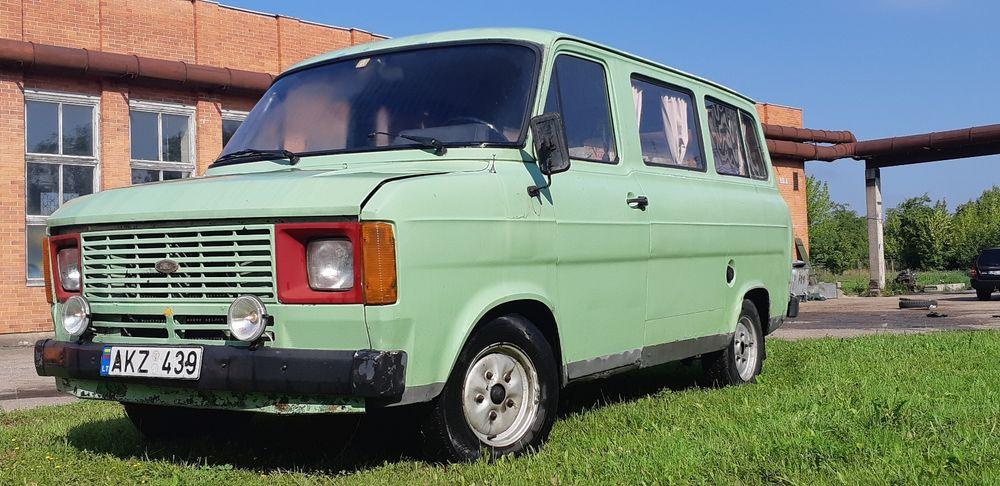 Uk Classic Cars On Twitter Ebay 1978 Ford Transit Mk2 Van 2 Litre Petrol Lpg Left Hand Drive Https T Co 10ffhnlybz