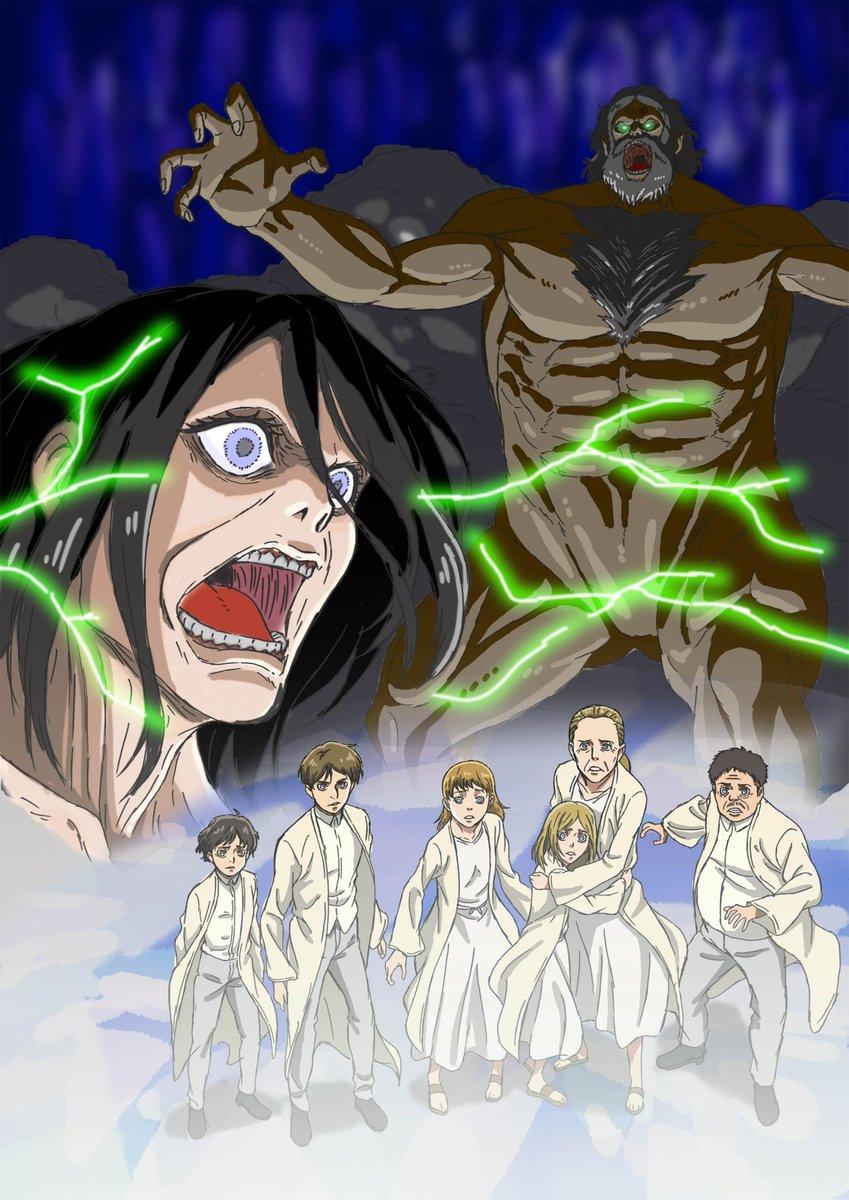Shingeki no Kyojin Season 3 - Episode 43 discussion : anime