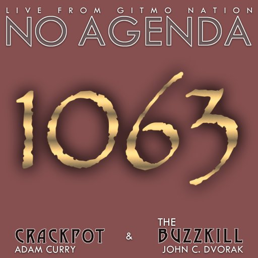 We're live now at https://t.co/EQfJZjZqpf with No Agenda episode 1061 #@pocketnoagenda https://t.co/EDXJYahENs https://t.co/MzgUYngNII