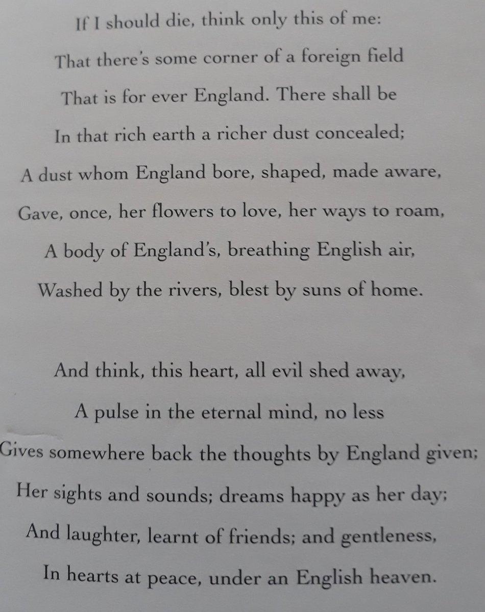 British Empire At War En Twitter Rupert Brooke Was A Poet