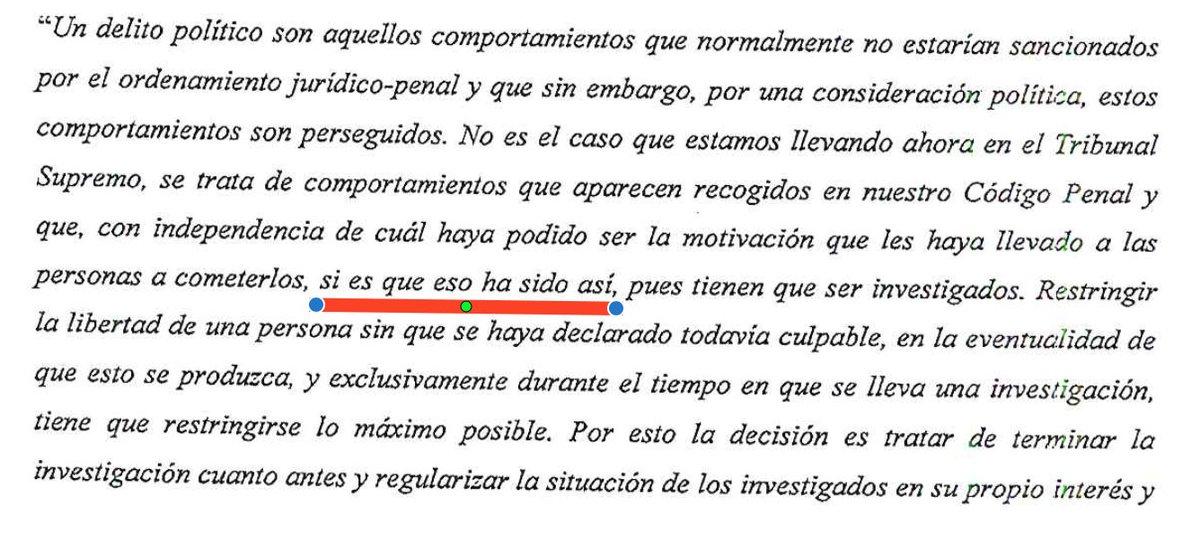 """Resultado de imagen de ALTERACIÃ""""N DE LA TRADUCCIÃ""""N juez llarena"""