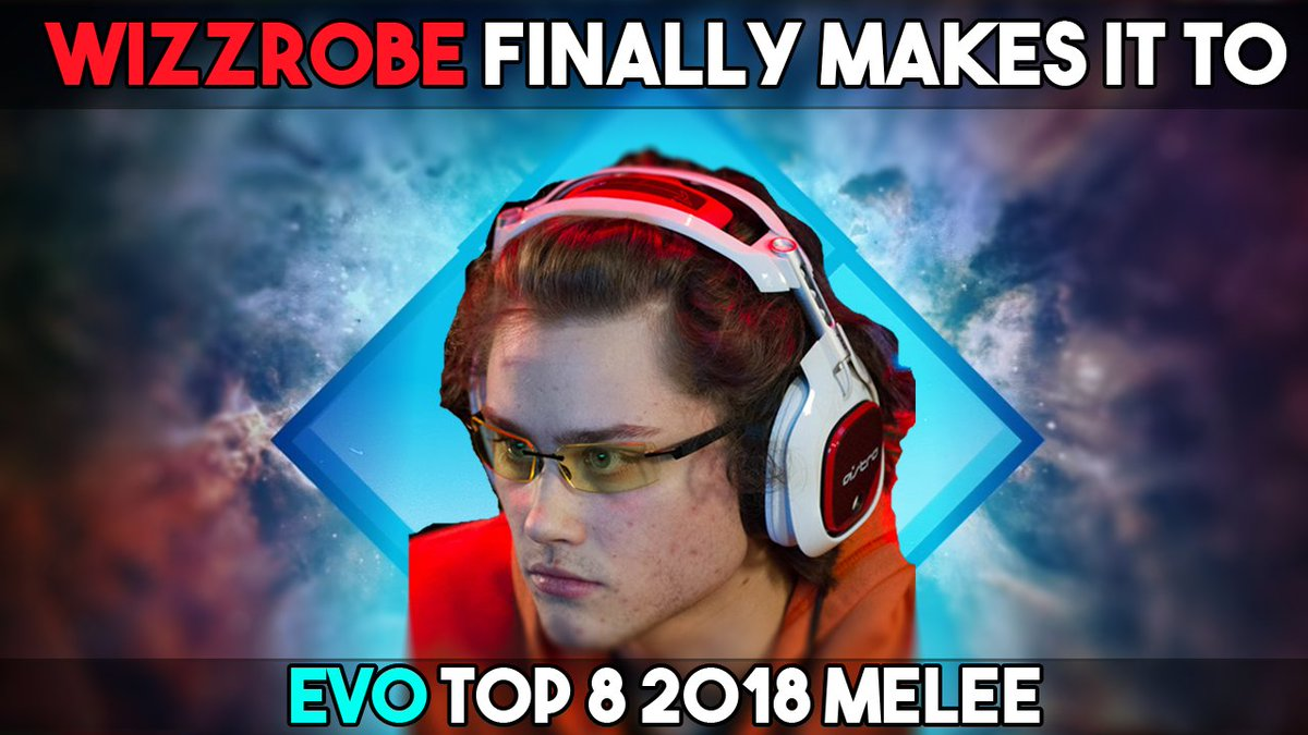 Wizzrobe On Twitter Wizzrobe Finally Makes It To Evo 2018 Top 8