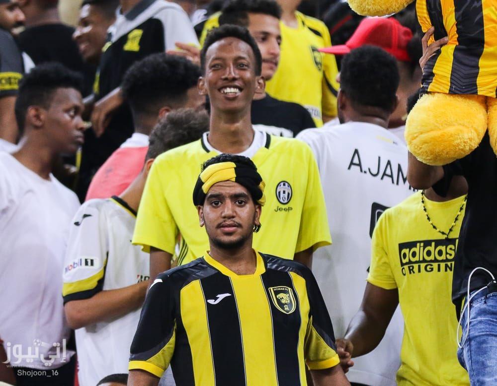 صور جمهور الاتحاد في مباراة #الاتحاد_الوصل >هل أنت معهم!؟!