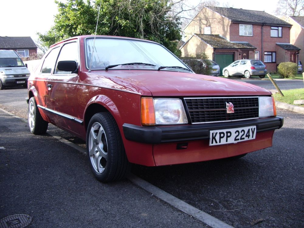 Barn Finds Spare Or Repairs On Twitter Vauxhall Astra Mk1 1300s