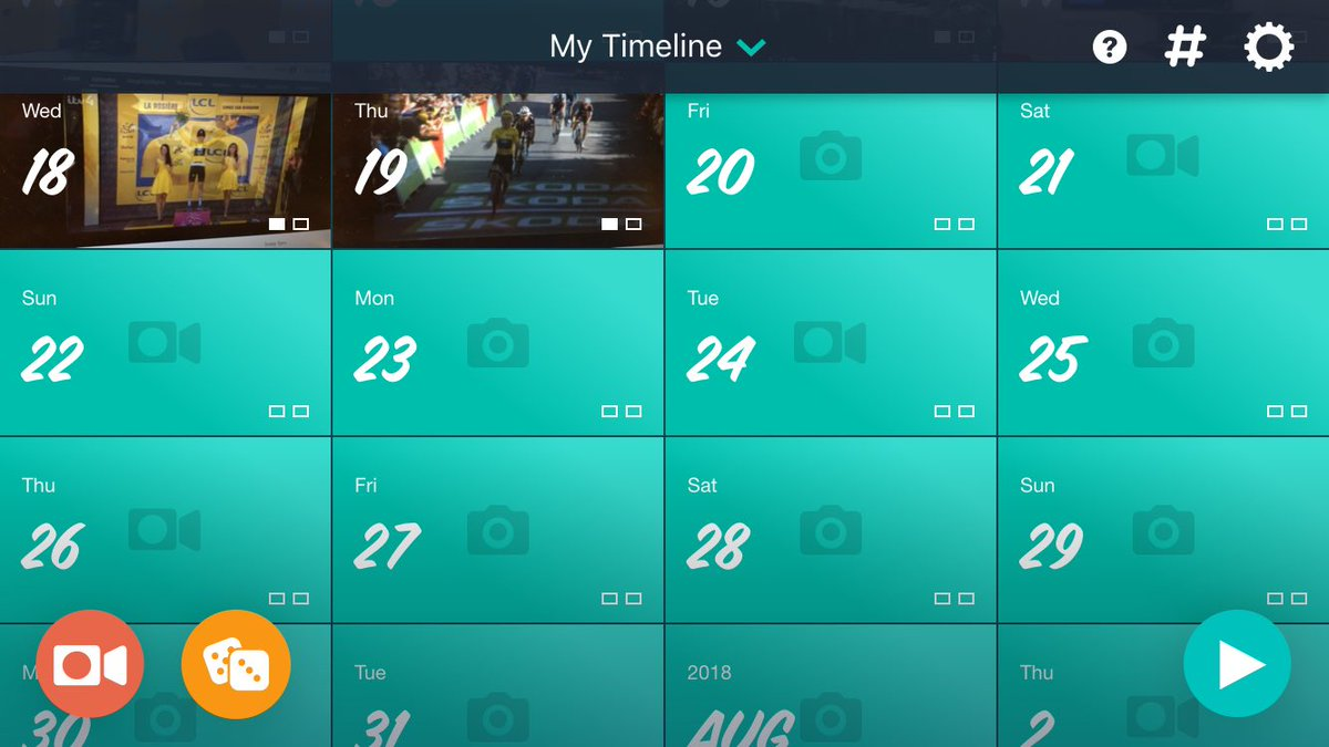 تحميل تطبيق 1Second Everyday لتعديل الفيديو النسخة الكاملة المدفوعة للايفون مجانا