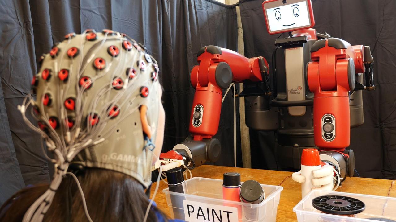 Meet Baxter, the robot that can read your mind https://t.co/4cSxHwo3N2