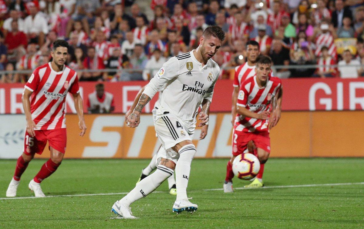 Đáng nể với thành tích ghi bàn của Ramos