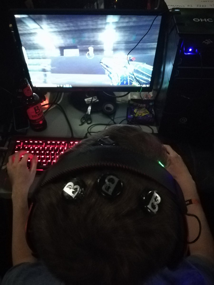 Redhead Fucked While Gaming