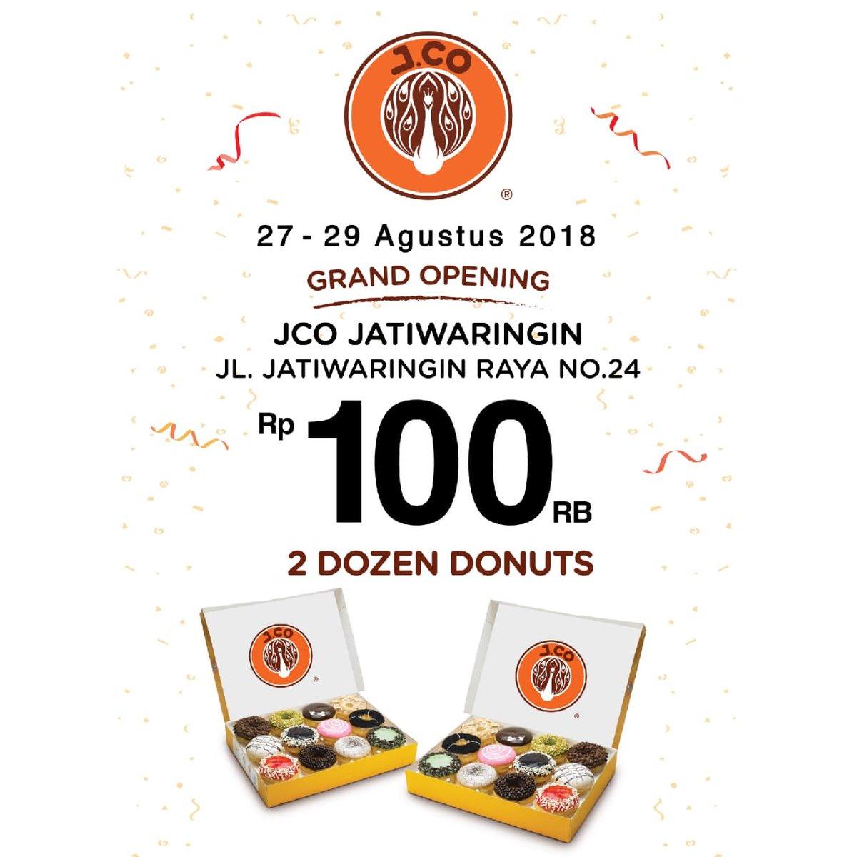 J Co Donuts Coffee Jcoindonesia Twitter