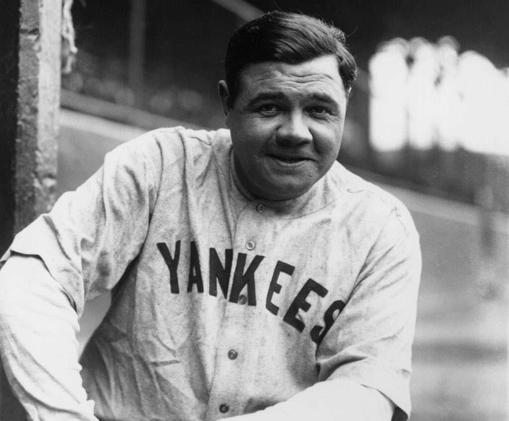 What year did babe ruth retire-9216