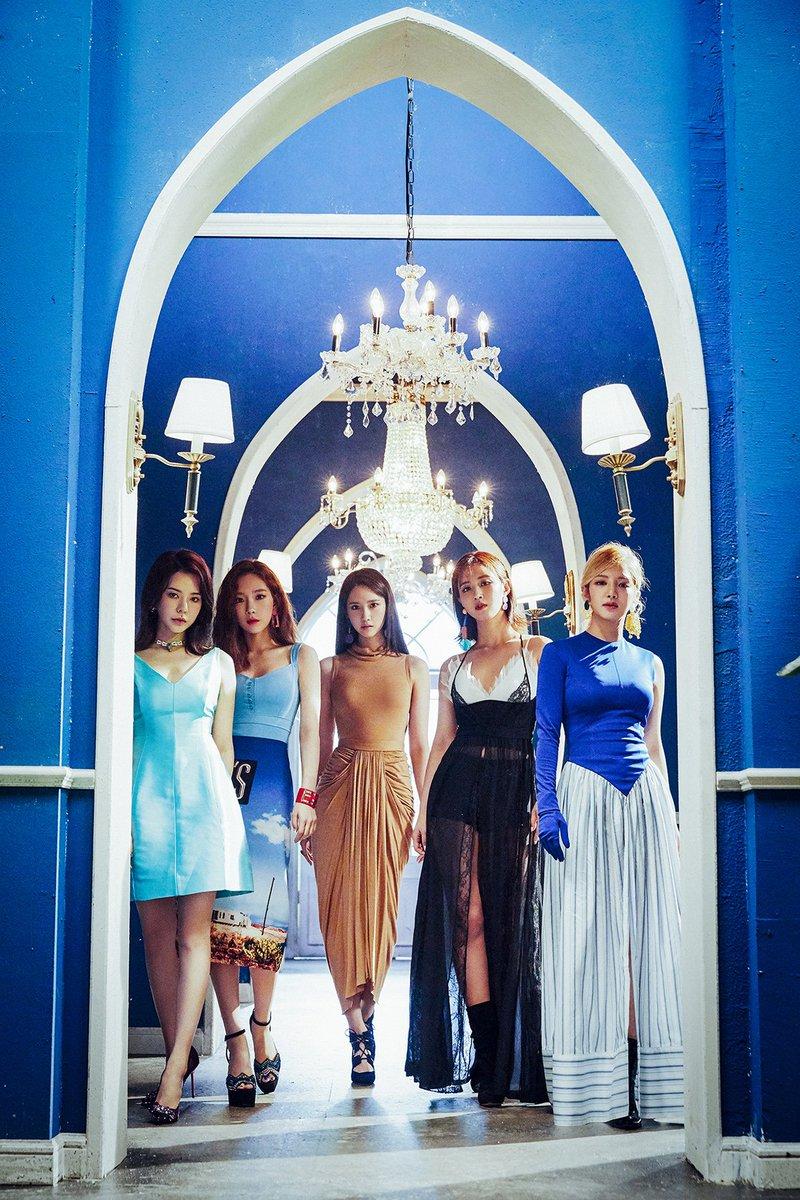 #소녀시대 의 새 유닛 '소녀시대-Oh!GG'가 베일을 벗었습니다! 태연, 써니, 효연, 유리, 윤아가 참여한 싱글 '몰랐니 (Lil' Touch)' 기대해주세요👍     🎧'#몰랐니 (Lil' Touch)' : 18.09.05 6PM KST   📢'몰랐니 (Lil' Touch)' 키노 앨범: 28일부터 온, 오프라인 매장 예약 판매    #소녀시대_Oh_GG_Oh_GG
