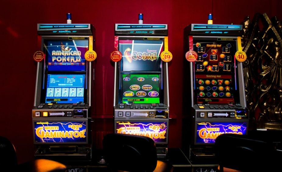 Игровые автоматы 10 копеек