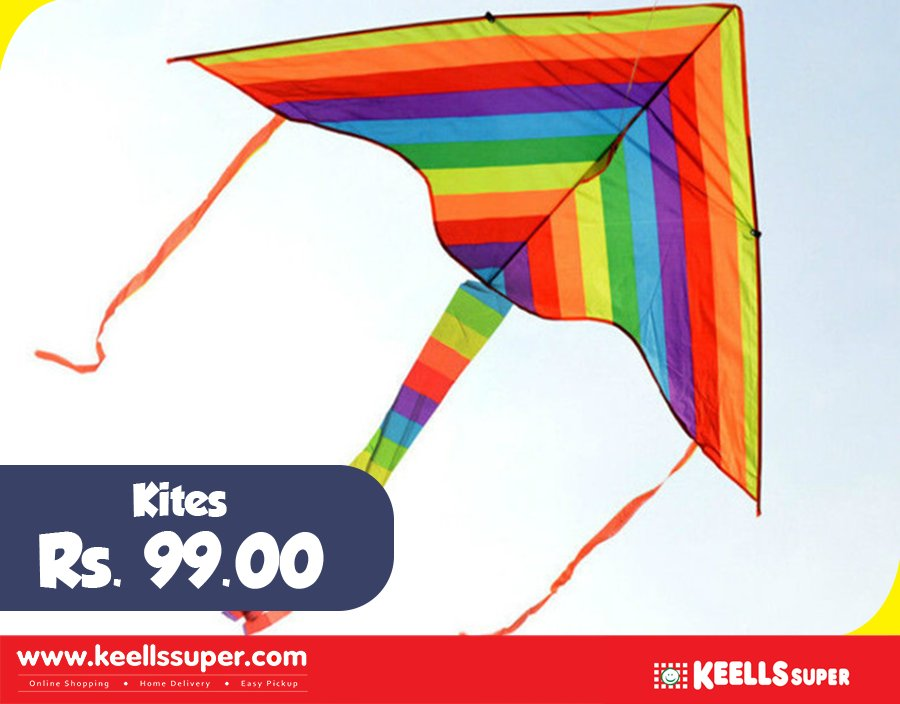Don't miss this super hot deal! Kites for Rs.99.00 only! *Available at selected outlets only.  *Offer valid until stocks last https://t.co/Pkukhoowim