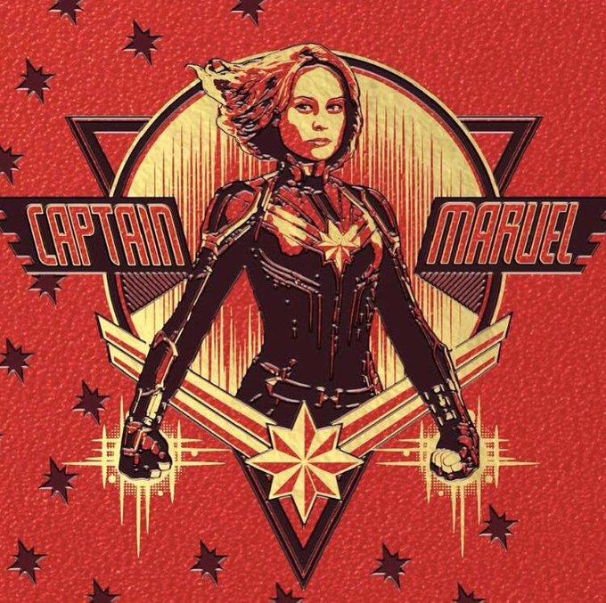 La historia de Capitana Marvel