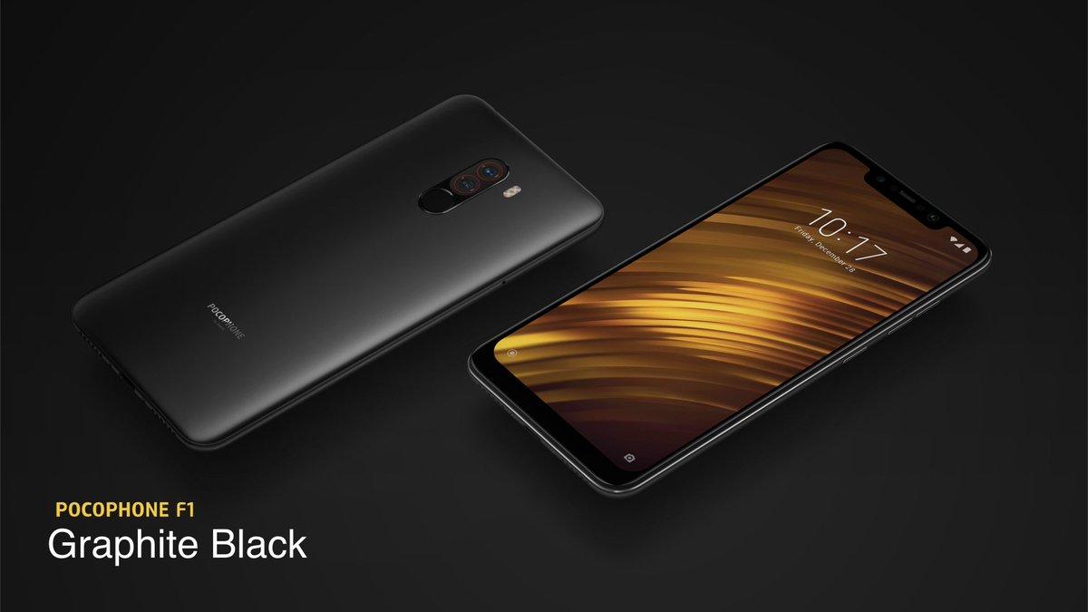Xiaomi تطلق الهاتف Pocophone F1 على الصعيد العالمي